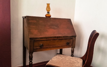 Beautiful antique writing desk
